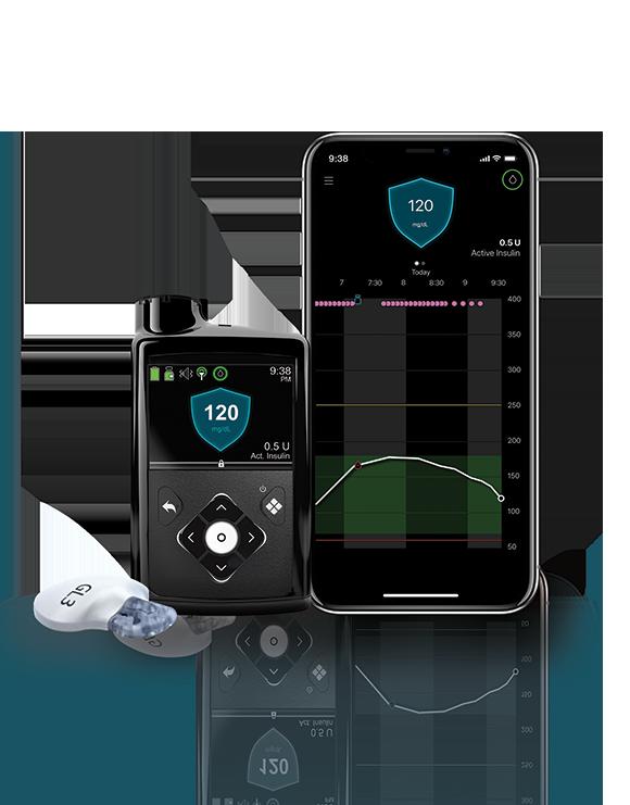 MiniMed 770G Insulin Pump System