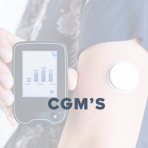 Continuous Glucose Monitors