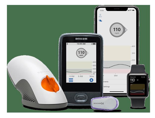Dexcom G6 Continuous Glucose Monitor
