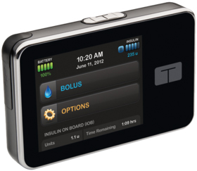 T:slim X2™ Insulin Pump with Basal-IQ™ Technology